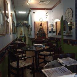 Photo Of Monet Cafe Boca Raton Fl United States Inside Looking Back