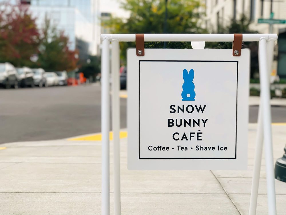 Snow Bunny Cafe Coffee & Tea