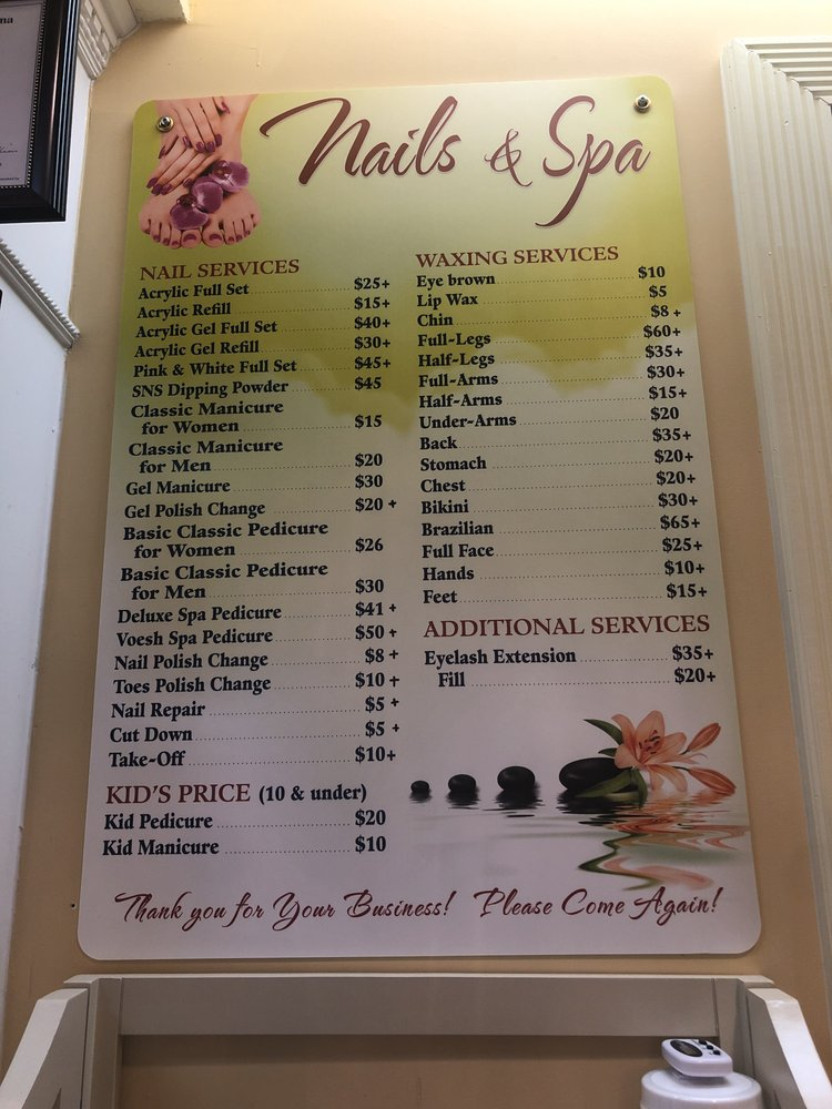Nails And Spa: 700 Haywood Rd, Greenville, SC