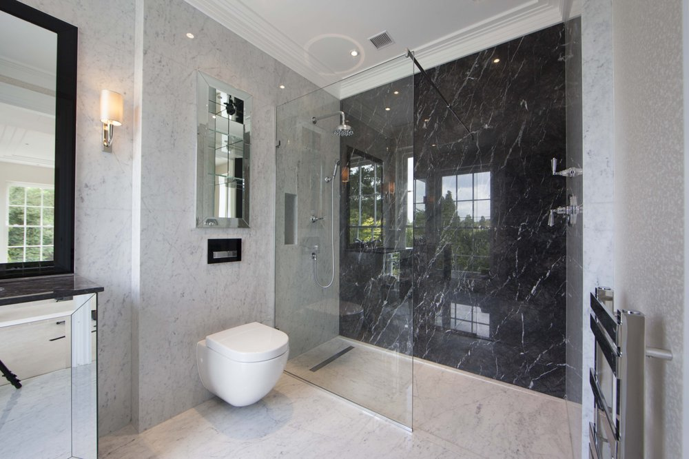 Walking Glass Shower Door Splash Guard The Best Prices And Quality