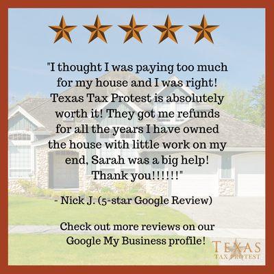 Texas Tax Protest 2911 Turtle Creek Blvd Ste 300 Dallas, TX