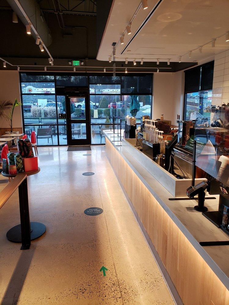 Starbucks: 60 Pershing Dr, Derby, CT