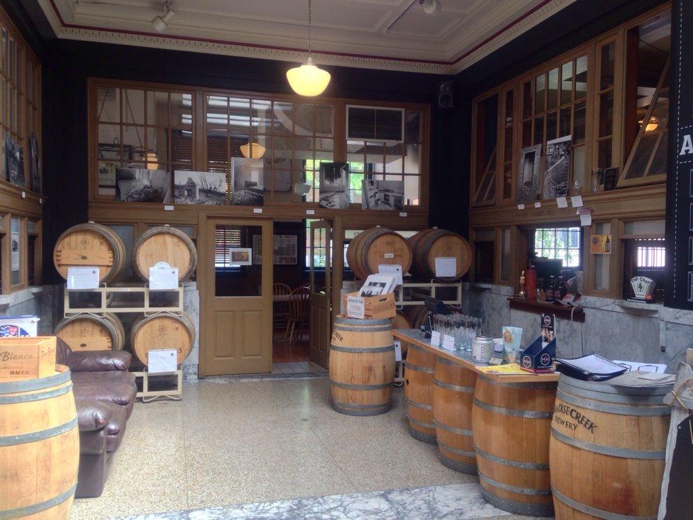 Paradise Creek Brewery: 245 SE Paradise St, Pullman, WA