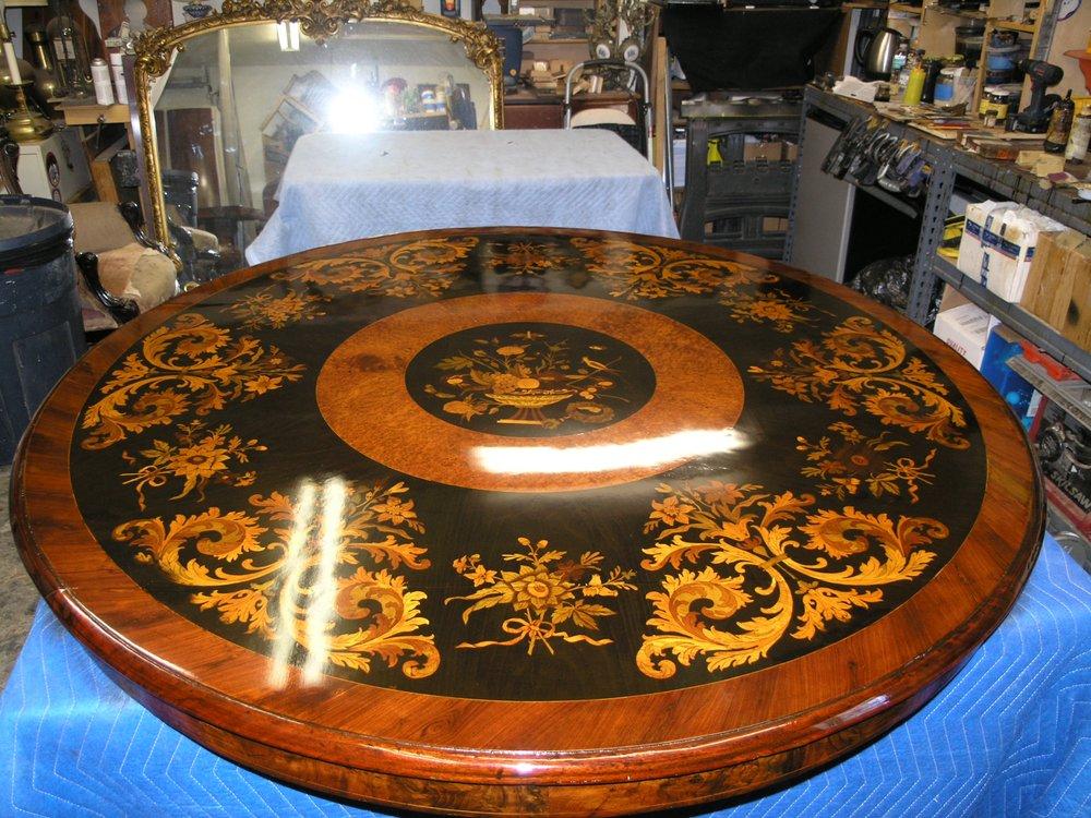 Madadar Fine Furniture Restoration