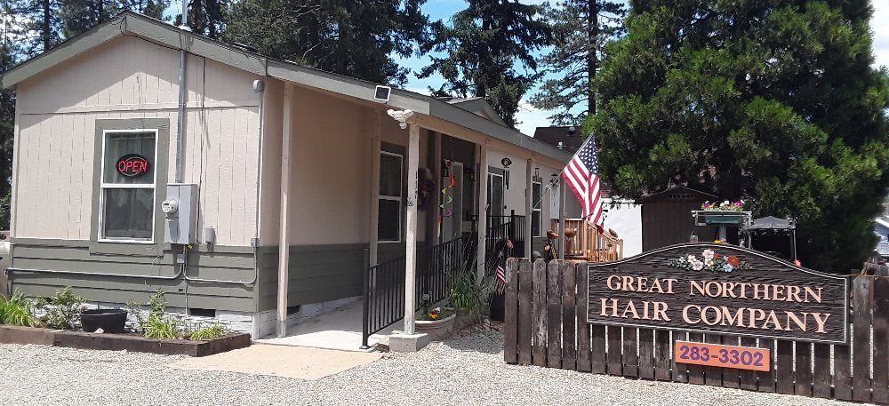 Great Northern Hair: 117 Redberg Ave, Quincy, CA