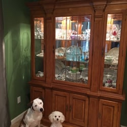 Photo Of Roneyu0027s Furniture   San Leandro, CA, United States. Beautiful  China Cabinet