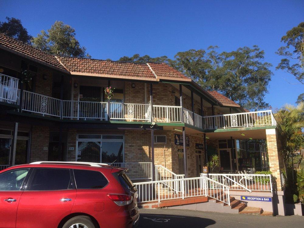 Gosford Motor Inn & Apartments