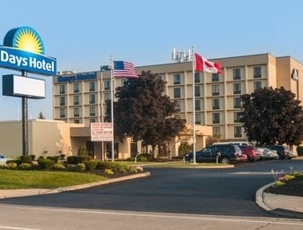 Days Hotel Buffalo Airport Phone Number