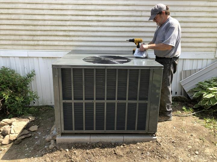 AM-PM HEATING, AIR CONDITIONING & PLUMBING: Wilmington, IL