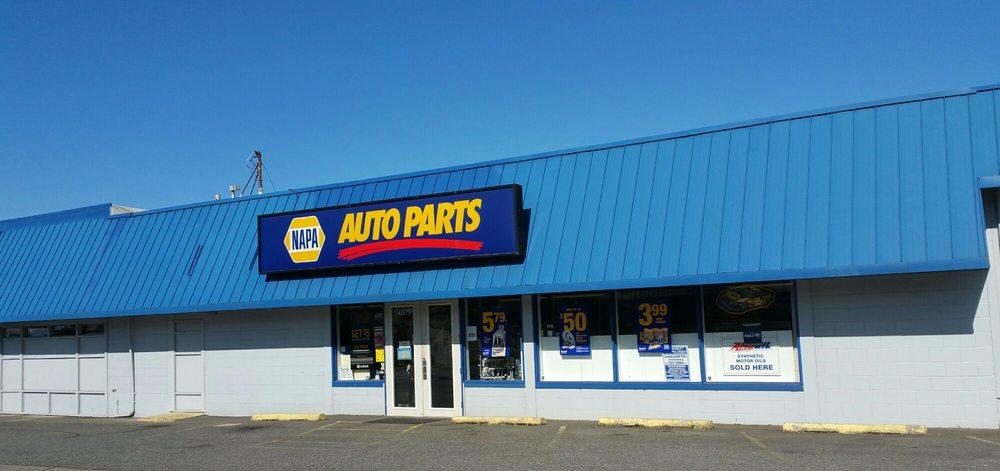 Napa Auto Parts - Fidalgo Auto Parts: 2403 Commercial Ave, Anacortes, WA