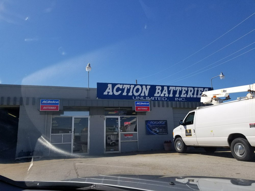 Action Batteries Unlimited