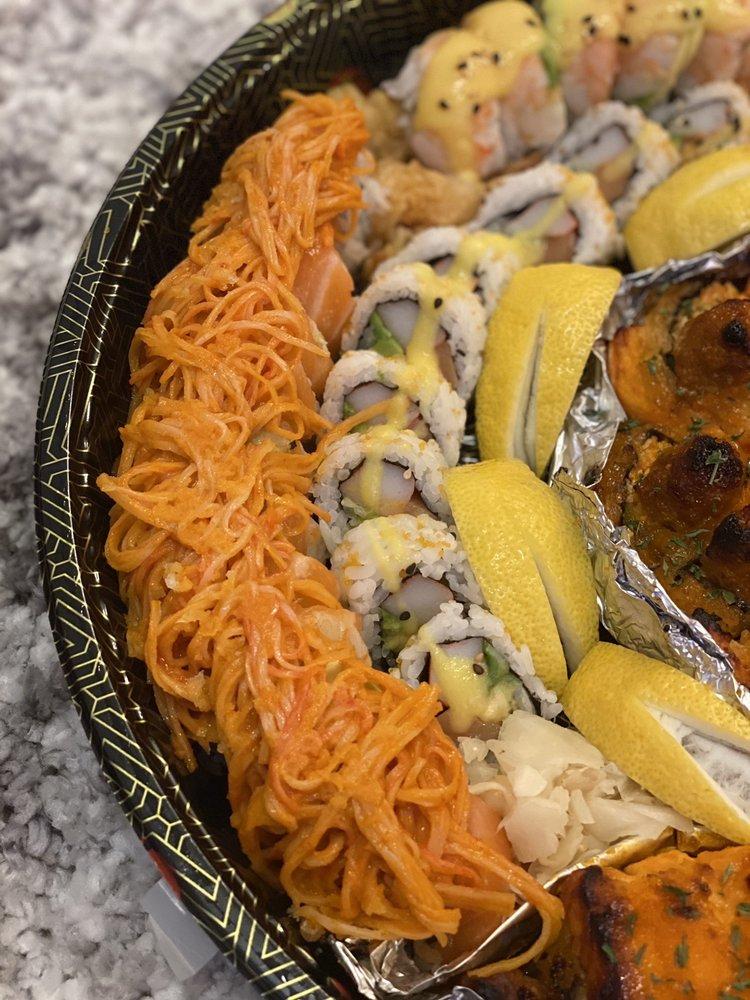 Oishi Teriyaki & Sushi