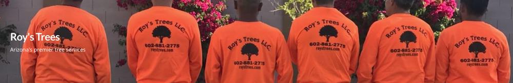 Roy's Trees