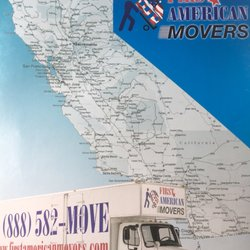 Photo Of First American Movers U0026 Storage   Thousand Oaks, CA, United States