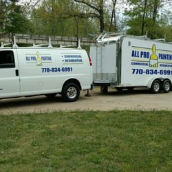 All Pro Painting Painters Folds Rd Carrollton GA Phone - All pro painting