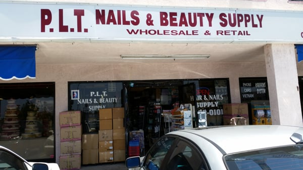 PLT Wholesale Nail & Beauty Supply 9211 Bolsa Ave Ste 123 ...