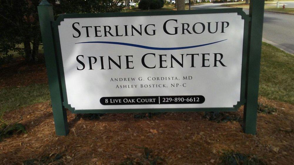 Sterling Group Spine Center: 8 Live Oak Ct, Moultrie, GA