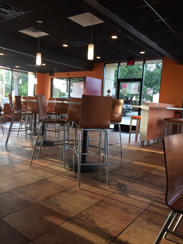 Taco Bell: 1799 3rd Street S W, Winter Haven, FL