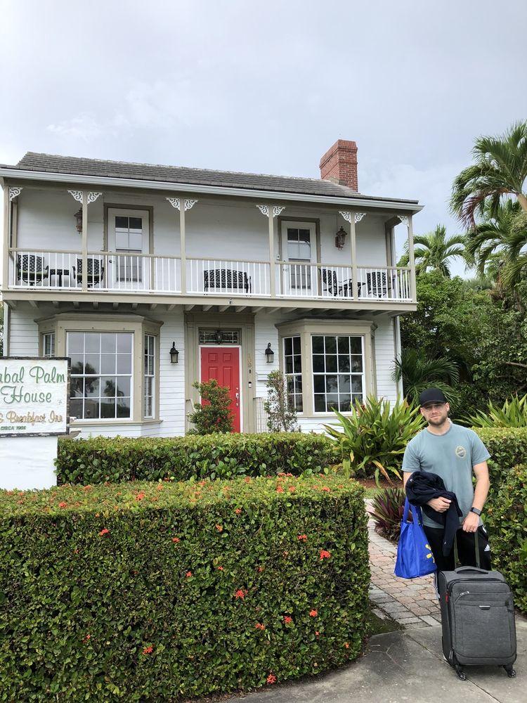 Sabal Palm House Bed & Breakfast: 109 N Golfview Rd, Lake Worth, FL