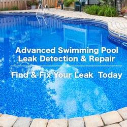 San diego leak specialists 10 reviews pool hot tub Swimming pool leak detection and repair