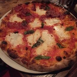 Photo Of LAMP Pizzeria   Scottsdale, AZ, United States. Margherita U0026  Sidekick