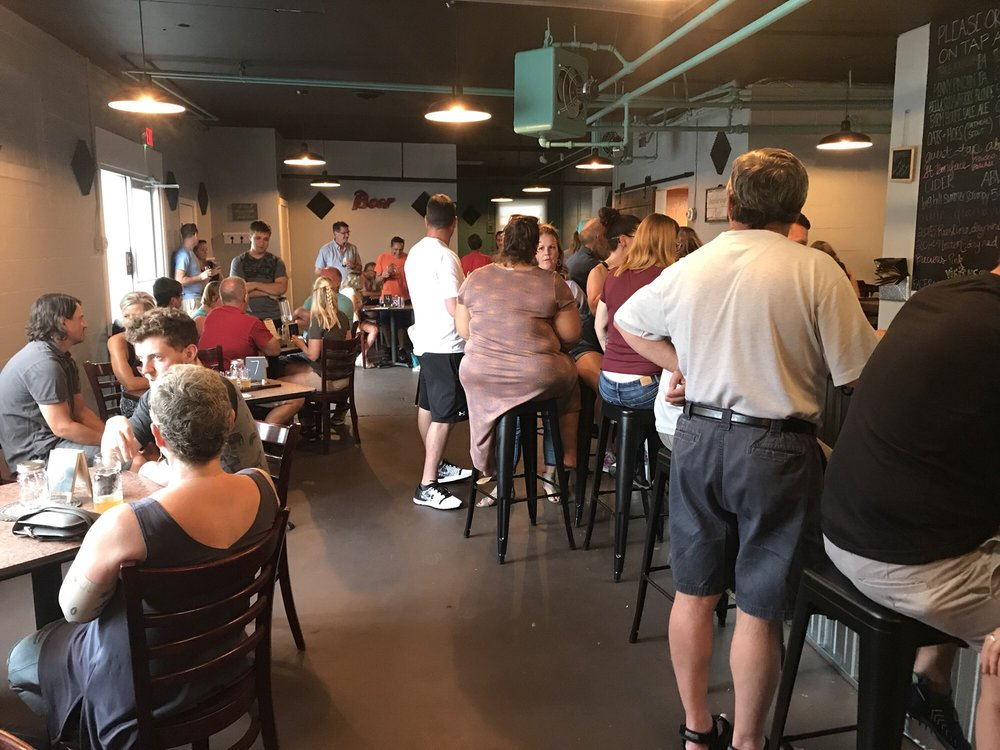 Pour Man's Brewing: 284 S Reading Rd, Ephrata, PA