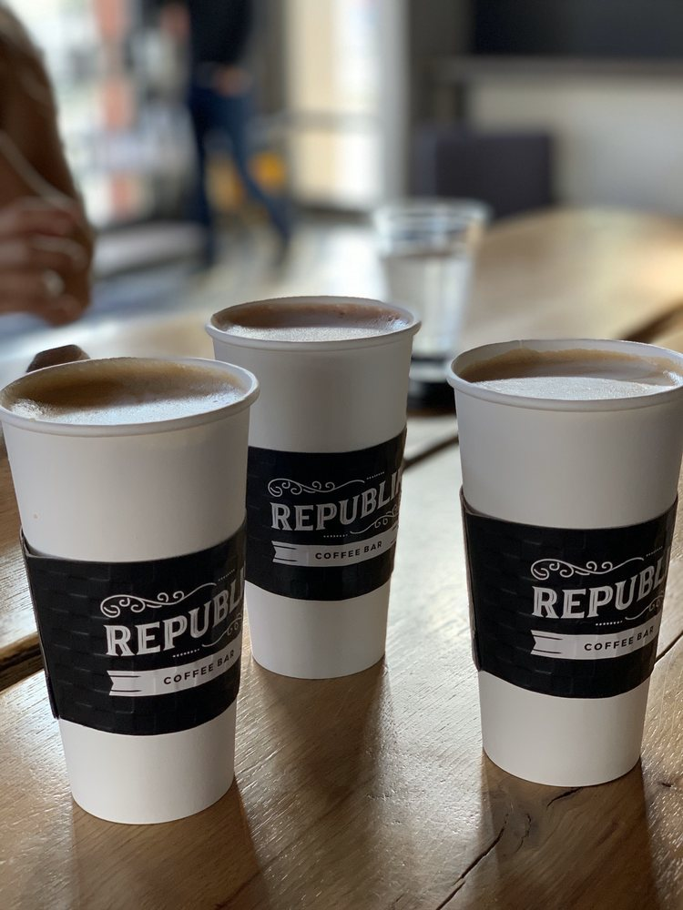 Republik Coffee Bar