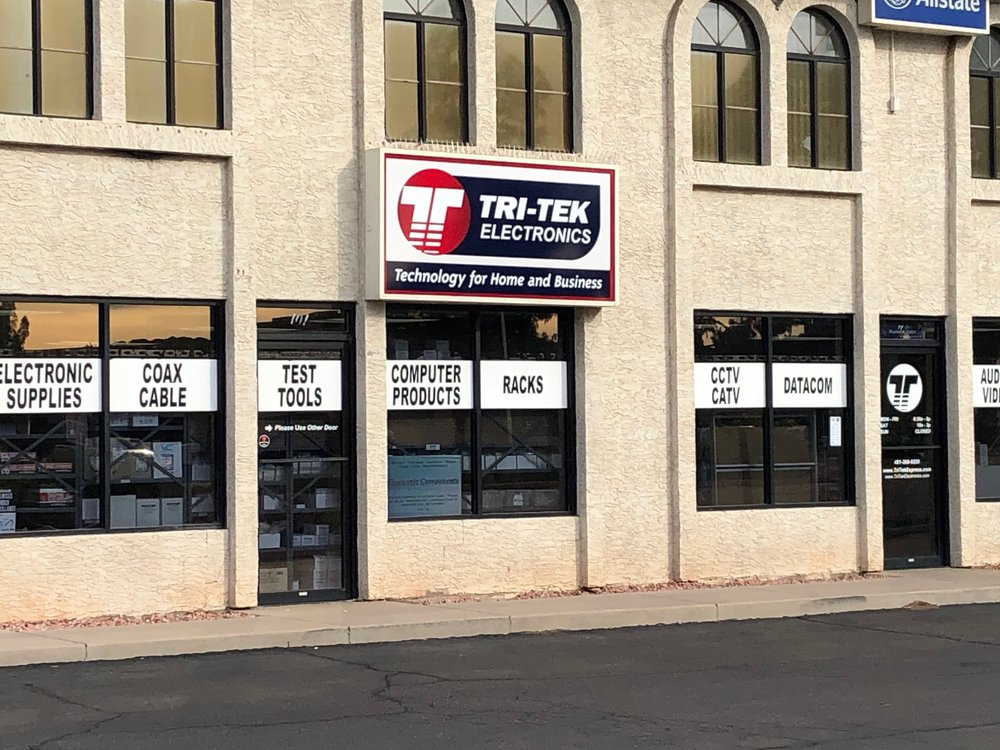Tri Tek Electronics