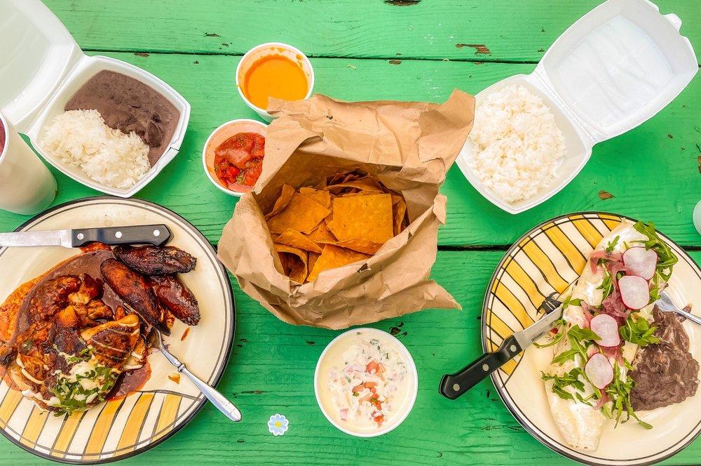 Guaca Mole Cocina Mexicana: 9921 Ormsby Station Rd, Louisville, KY
