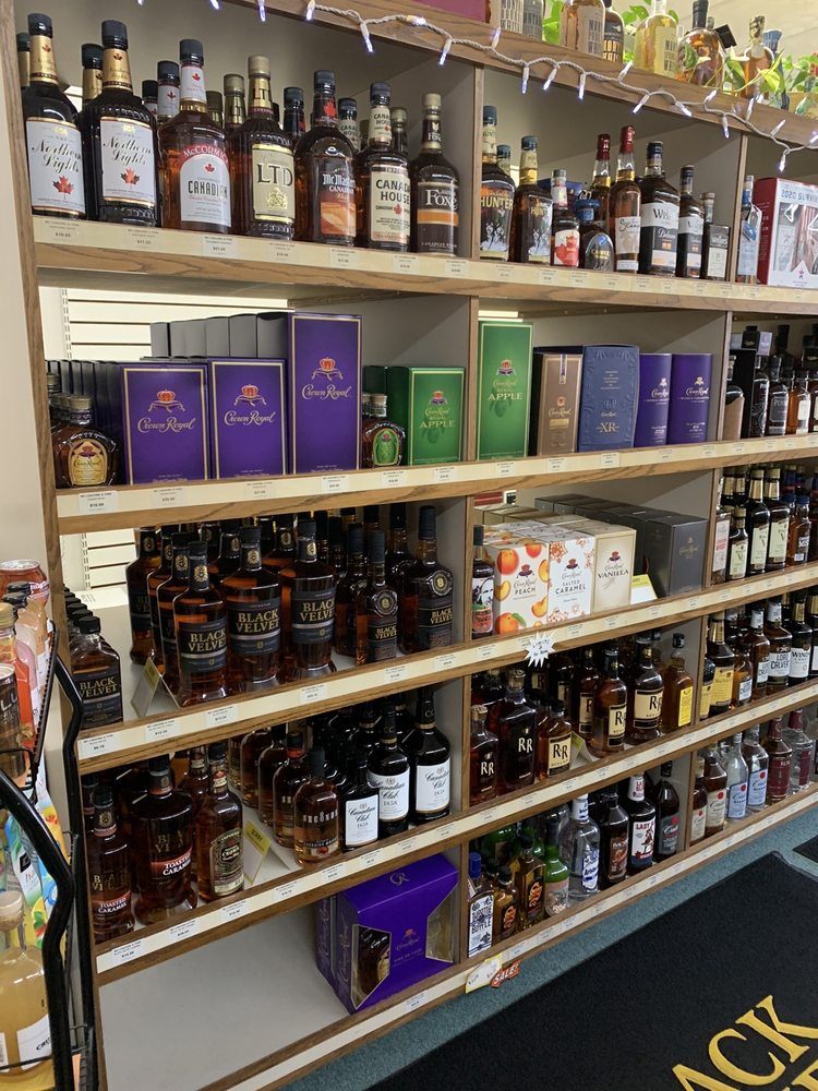Miles City Liquors and Fine Wines: 11 S 6th St, Miles City, MT