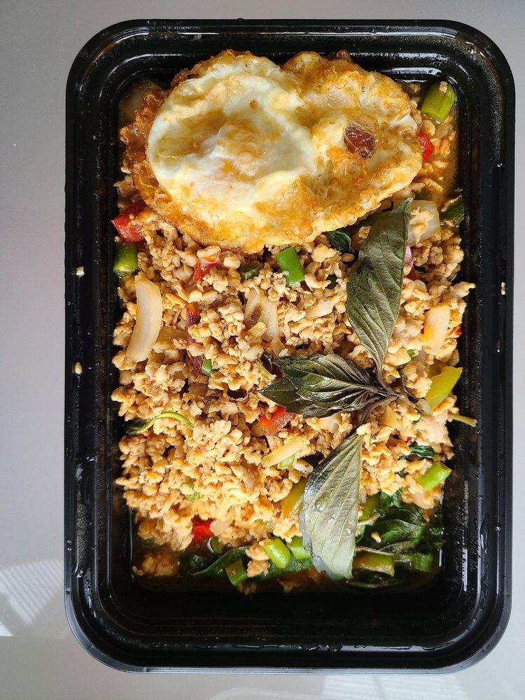 Champa Lao-Thai Resturant: 341 E Center St, Manchester, CT