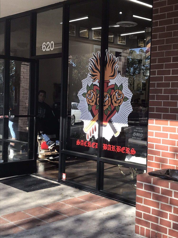 Sacred Barbers: 620 Watt Ave, Sacramento, CA