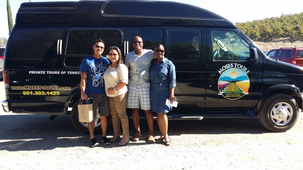 Temecula Safari Wine Tours