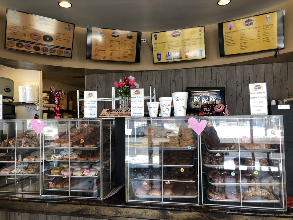 Mr. B's Old Fashioned Donuts