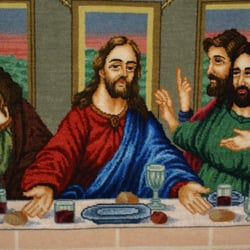 Photo Of Aria Rugs And Gallery Houston Tx United States Last Supper