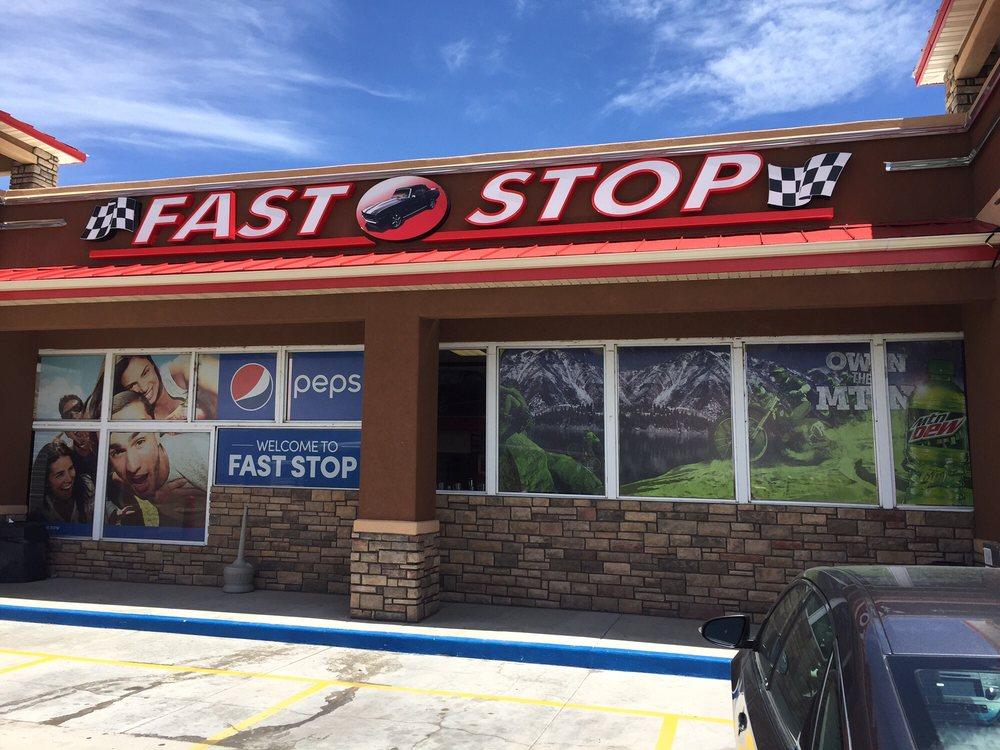 Fast Stop: Beaver, UT
