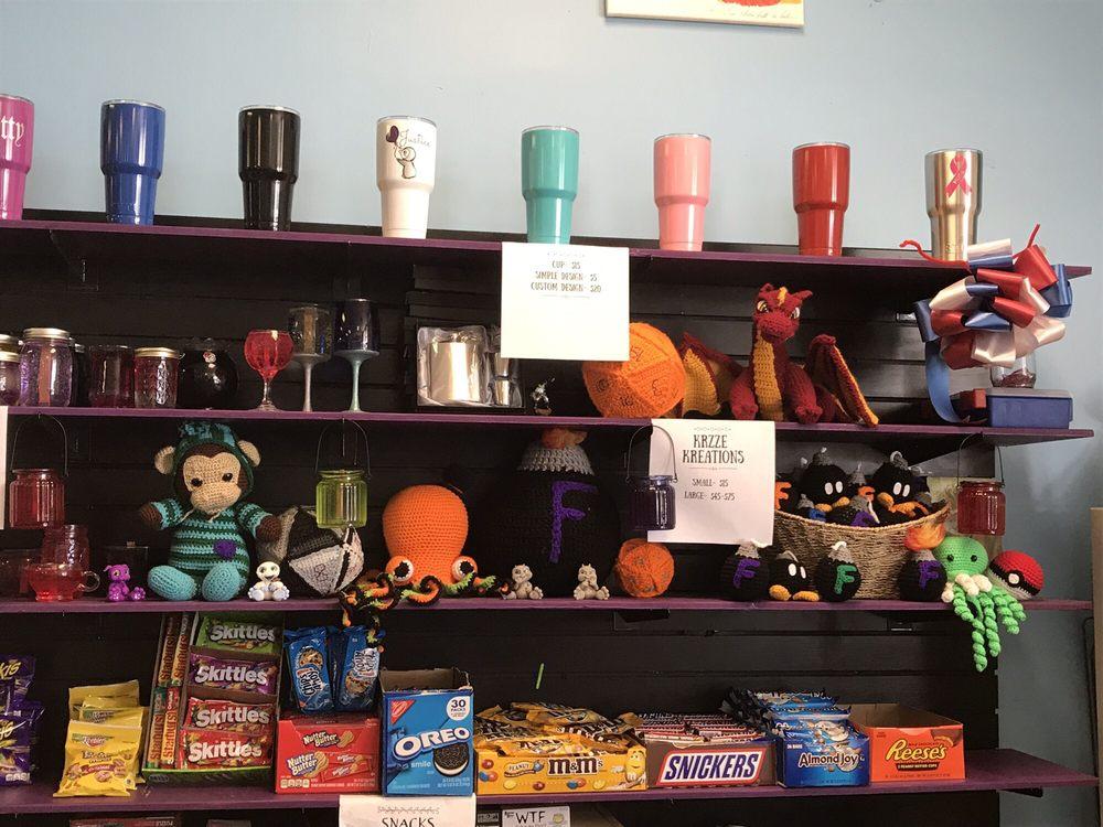 Purple Panda Arcade: 2922 Watson Blvd, Centerville, GA