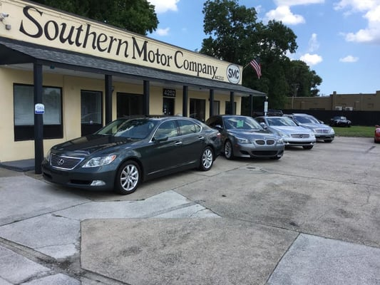 Southern motor company concessionari auto 4252 rivers for Southern motors used cars