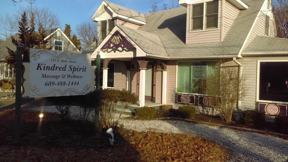 Kindred Spirit Massage & Wellness: 133 N Main St, Manahawkin, NJ