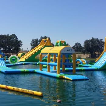 Velocity Island Aqua Park