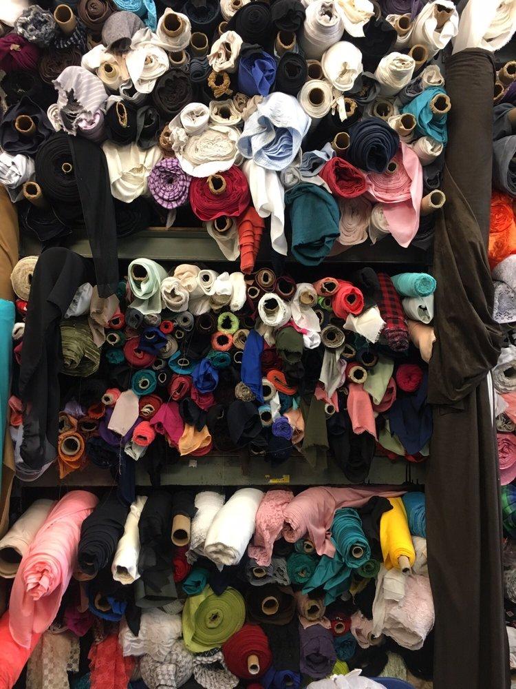 The Fabric Shop: 15832 Main St, La Puente, CA
