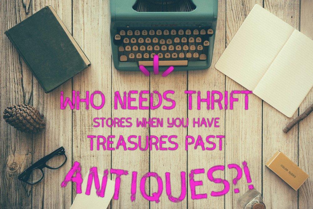 Treasures Past Antiques: 300 Main St, South Seaville, NJ