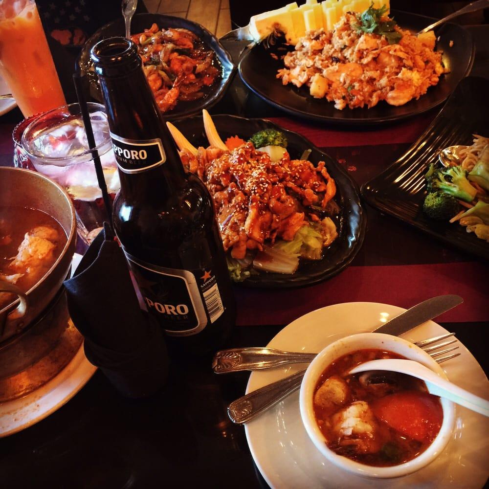 Sirinat Thai Food San Pedro