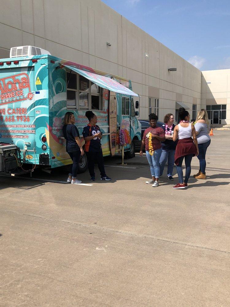 Aloha Shave Ice Truck: Dallas, TX