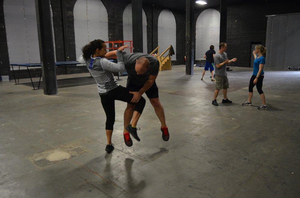 L.A. Stunts Training Center: 461 Poplar St, Buford, GA