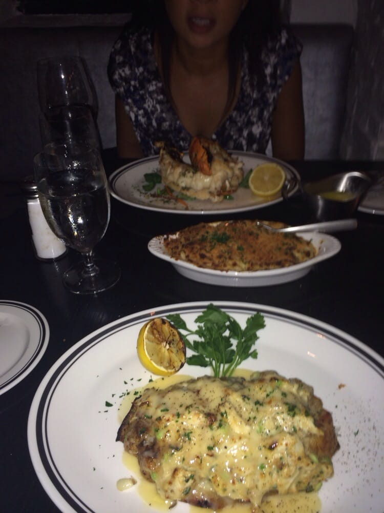 Grouper lobster mac cheese yelp for Prime fish miami