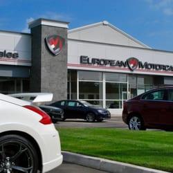 European Motorcars - Auto Repair - 1138 Newfield St