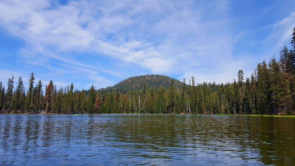 Summit Lake: Hwy 89, Mineral, CA