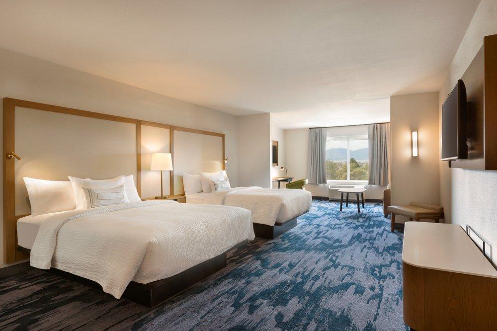 Fairfield Inn & Suites Boulder Longmont - Longmont