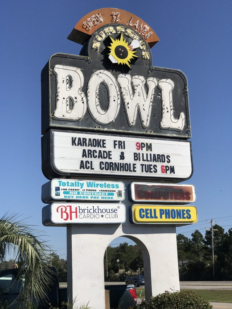 Surfside Bowling & Billiard Center
